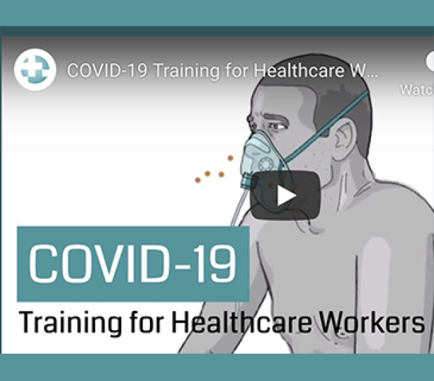 Stanford EM International launches COVID training online for providers around the globe.